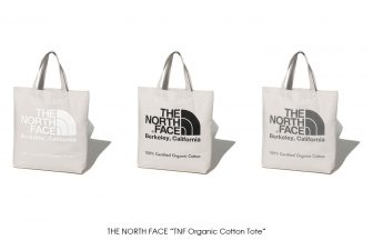 "THE NORTH FACE ""TNF Organic Cotton Tote"""