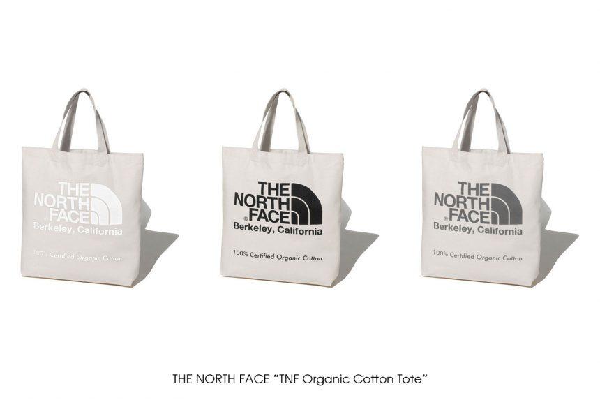 """THE NORTH FACE """"TNF Organic Cotton Tote"""""""