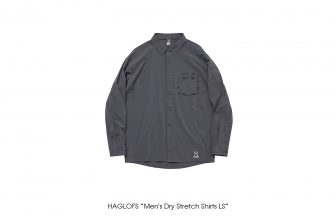 "HAGLOFS ""Men's Dry Stretch Shirts LS"""