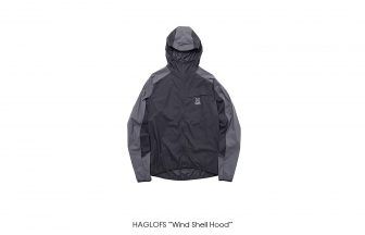 "HAGLOFS ""Wind Shell Hood"""