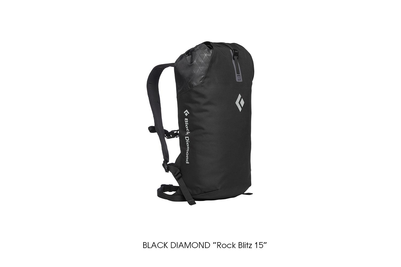 "BLACK DIAMOND ""Rock Blitz 15"""
