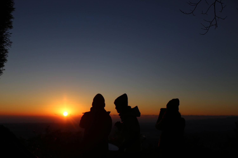 私たちの暮らす宮崎県の自然を楽しみましょう