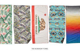 THE NOMADIX TOWEL