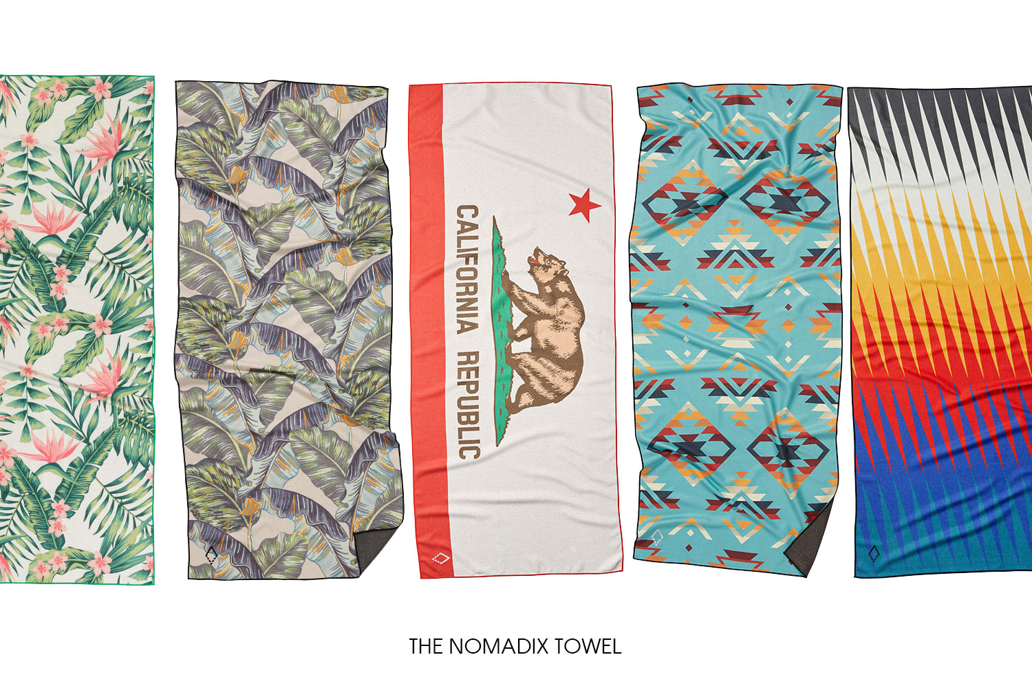 THE NOMADIX TOWEL