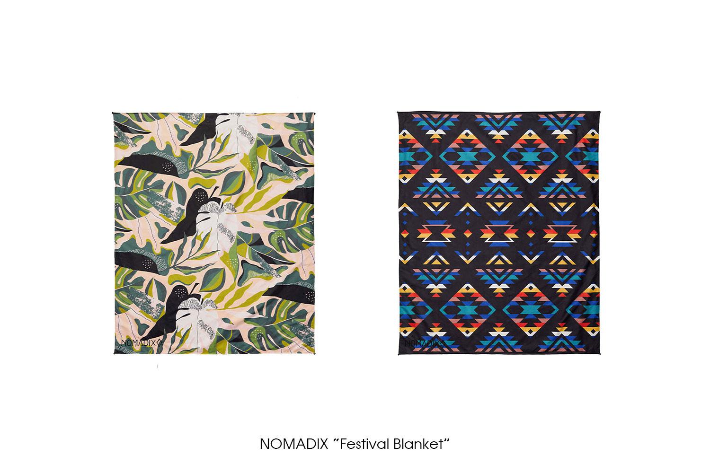 "NOMADIX ""Festival Blanket"""