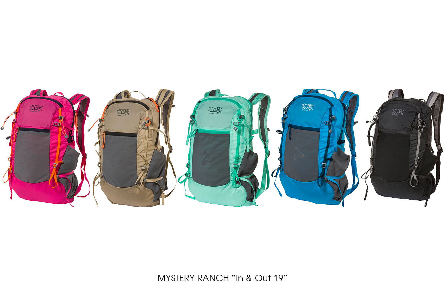 """MYSTERY RANCH """"In & Out 19"""""""