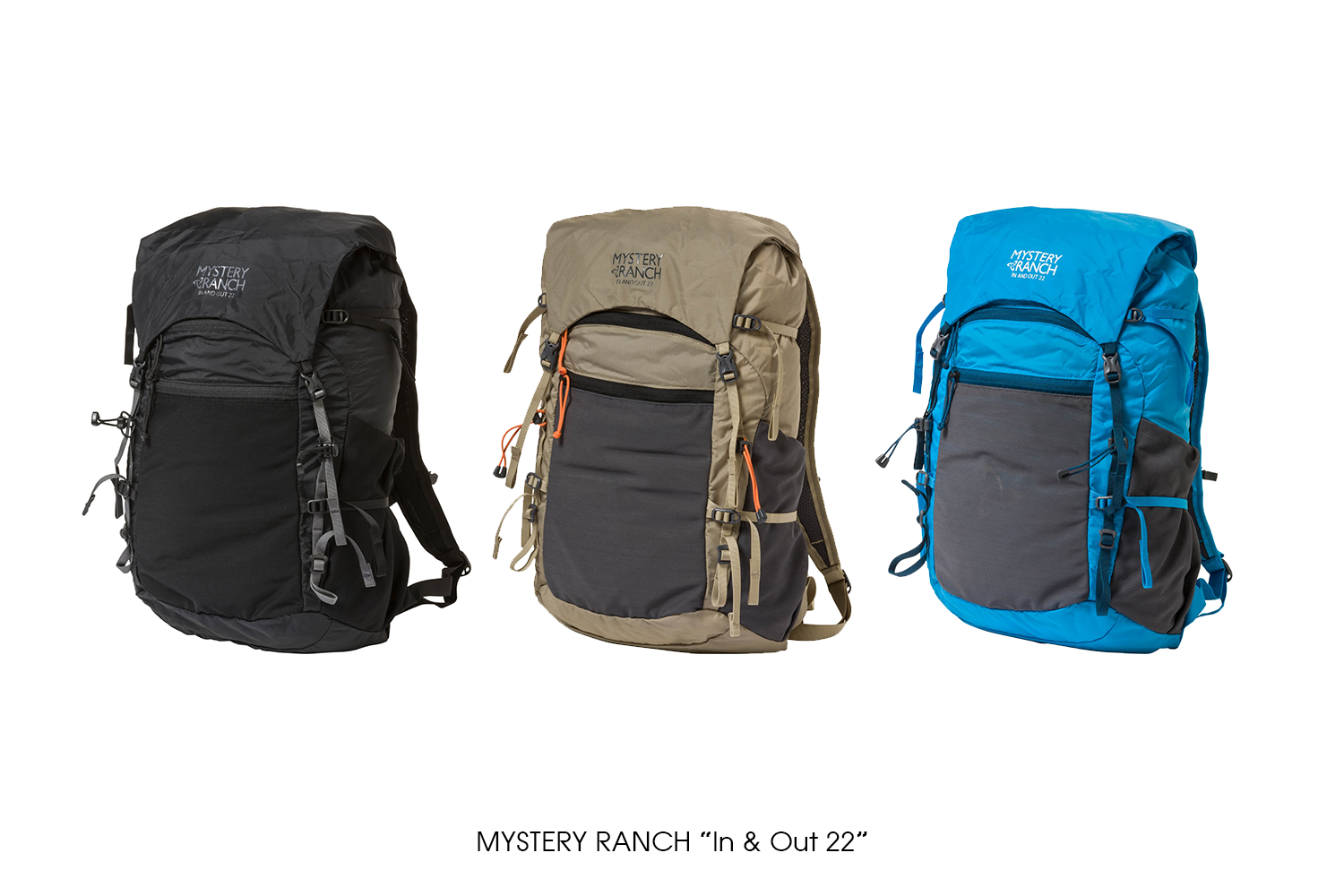 """MYSTERY RANCH """"In & Out 22"""""""