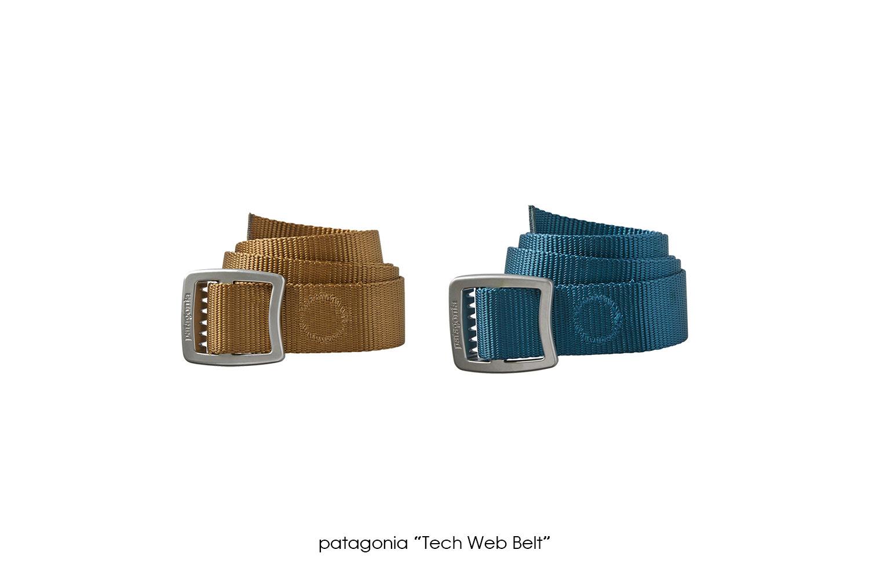 "patagonia ""Tech Web Belt"""