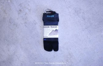 "ROTOTO ""Zen Socks [Hike&Run]"""