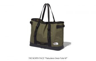 """THE NORTH FACE """"Fieludens Gear Tote M"""""""