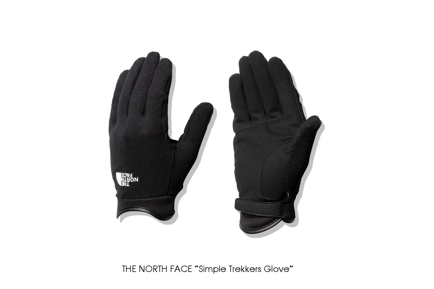 """THE NORTH FACE """"Simple Trekkers Glove"""""""