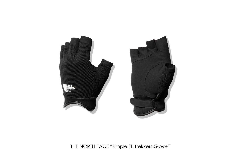 "NORTH FACE ""Simple FL Trekkers Glove"""