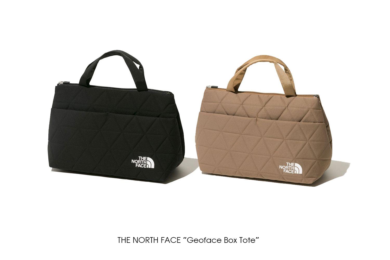 "THE NORTH FACE ""Geoface Box Tote"""