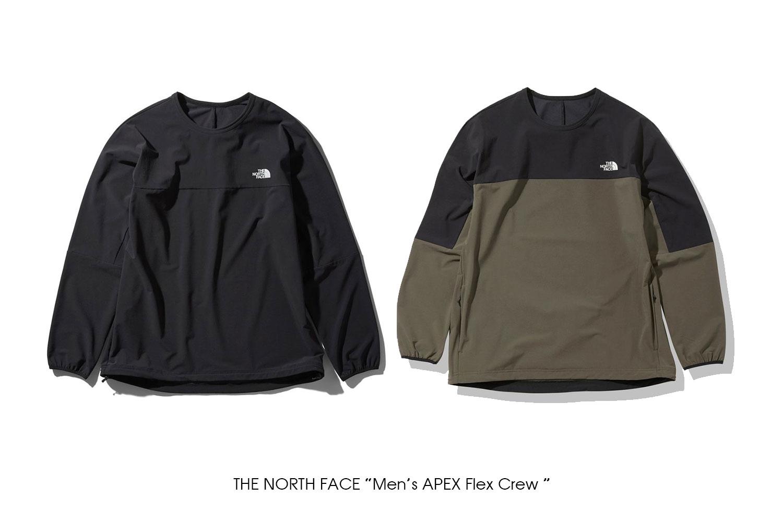 """THE NORTH FACE """"Men's APEX Flex Crew"""""""