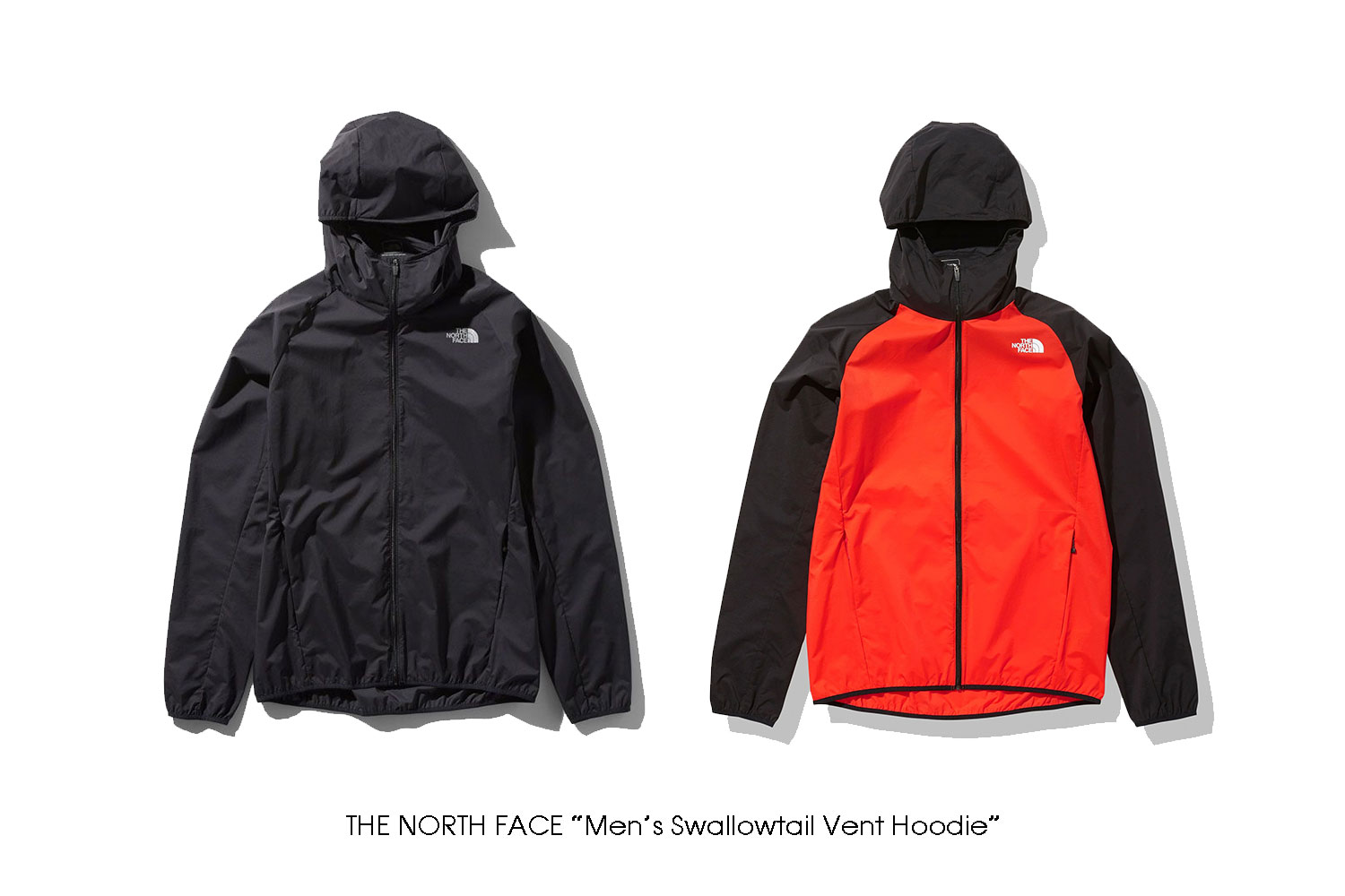 "THE NORTH FACE ""Men's Swallowtail Vent Hoodie"""