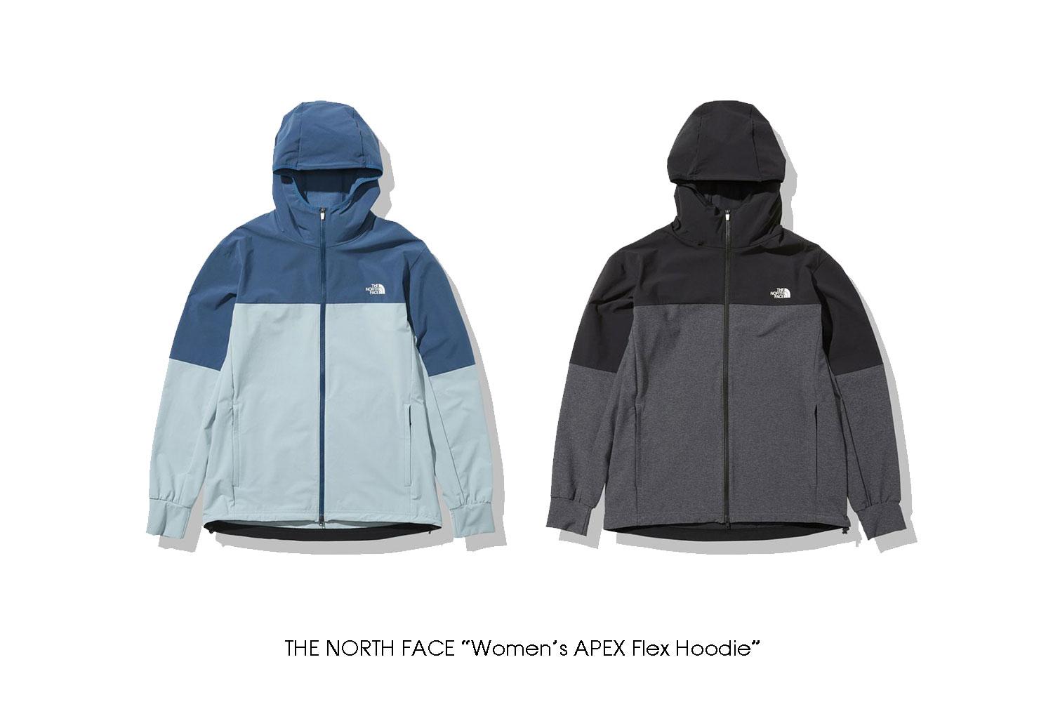 "THE NORTH FACE ""Women's APEX Flex Hoodie"""