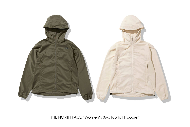 Women's Swallowtail Hoodie