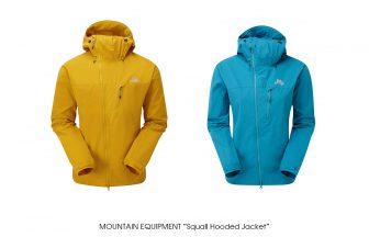 """MOUNTAIN EQUIPMENT """"Squall Hooded Jacket"""""""