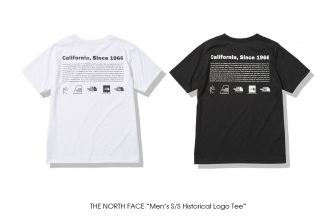 "THE NORTH FACE ""Men's S/S Historical Logo Tee"""