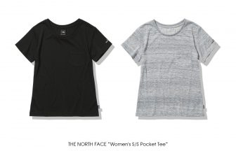 "THE NORTH FACE ""Women's S/S Pocket Tee"""