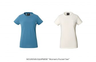 "MOUNTAIN EQUIPMENT ""Women's Pocket Tee"""