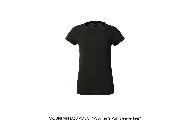 "MOUNTAIN EQUIPMENT ""Women's Puff Sleeve Tee"""