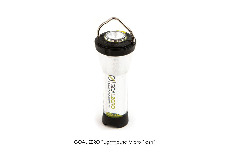 """GOAL ZERO """"LightHouse Micro Flash"""""""
