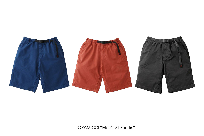 """GRAMICCI """"Men's ST-Shorts"""""""