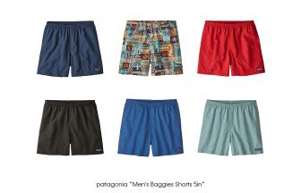 "patagonia ""Men's Baggies Shorts 5in"""