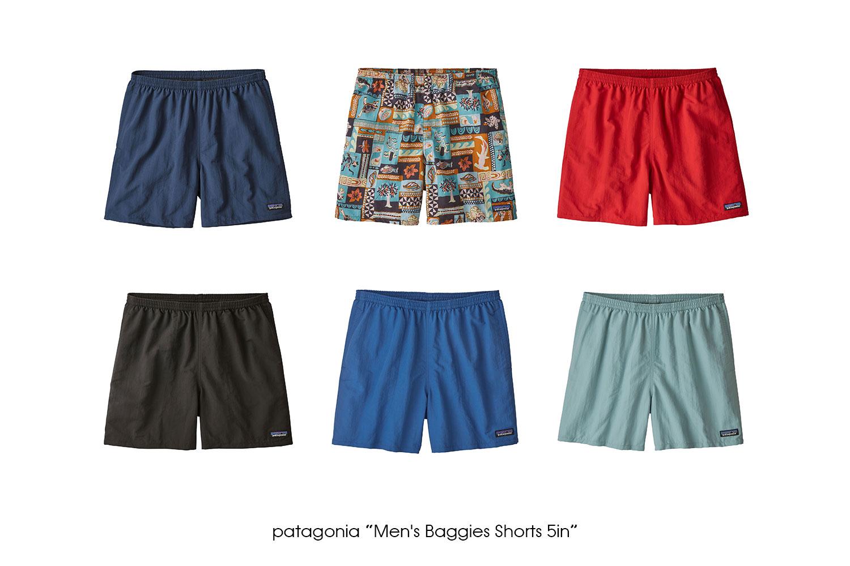 """patagonia """"Men's Baggies Shorts 5in"""""""
