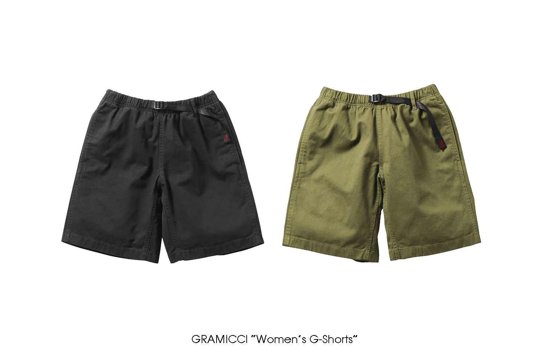 "GRAMICCI ""Women's G-Shorts"""