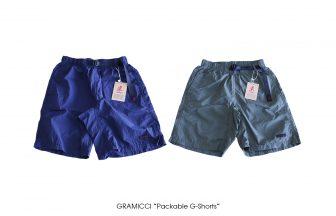 "GRAMICCI ""Packable G-Shorts"""