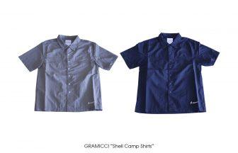 "GRAMICCI ""Shell Camp Shirts"""