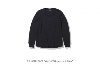 "THE NORTH FACE ""Men's L/S Honeycomb Crew"""