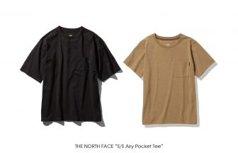 "THE NORTH FACE ""S/S Airy Pocket Tee"""