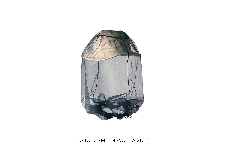 "SEA TO SUMMIT ""NANO HEAD NET"""