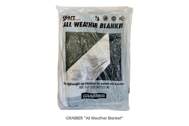 """GRABBER """"All Weather Blanket"""""""