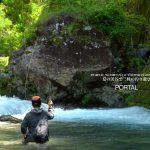 PORTAL WOMEN'S OUTDOOR COMMUNITY -夏の渓谷で、お客様と三種の釣り遊び-
