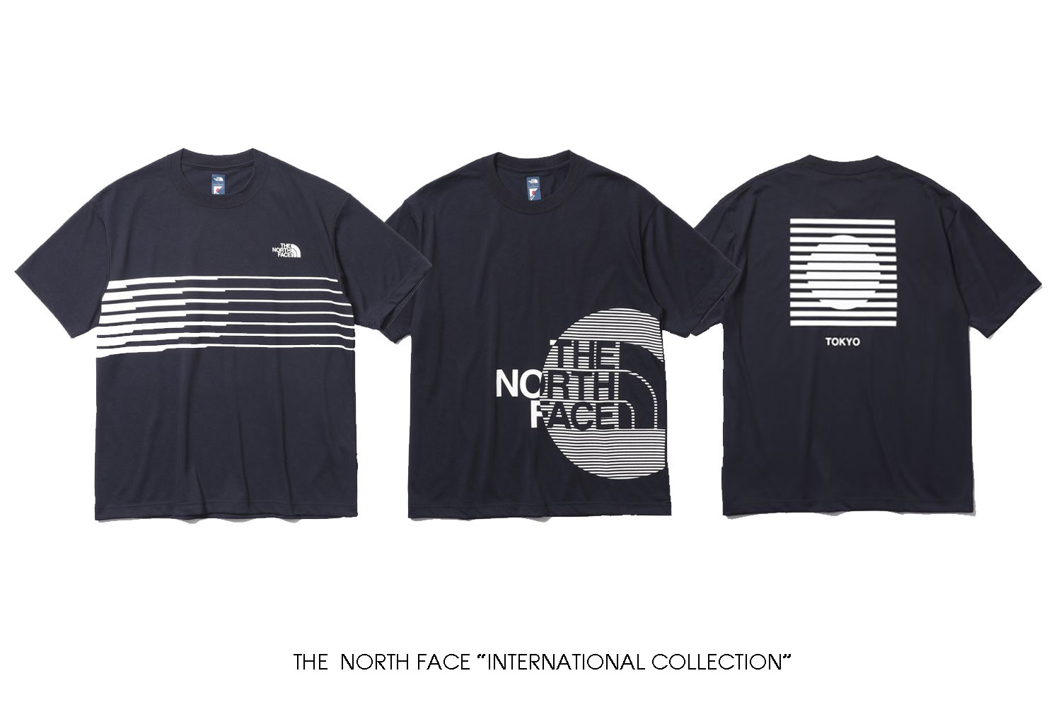 """THE NORTH FACE """"INTERNATIONAL COLLECTION"""""""