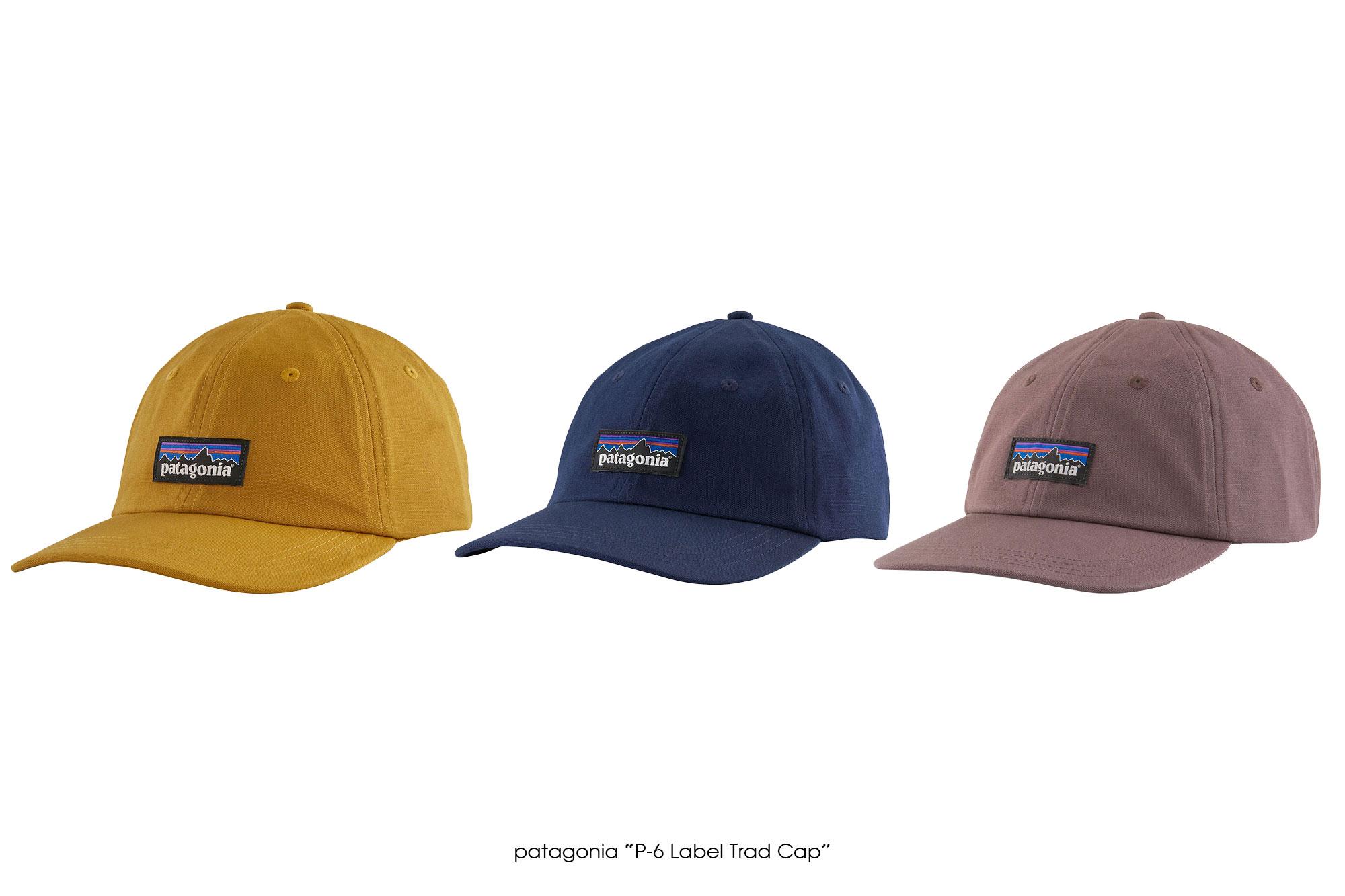 """patagonia """"P-6 Label Trad Cap"""""""