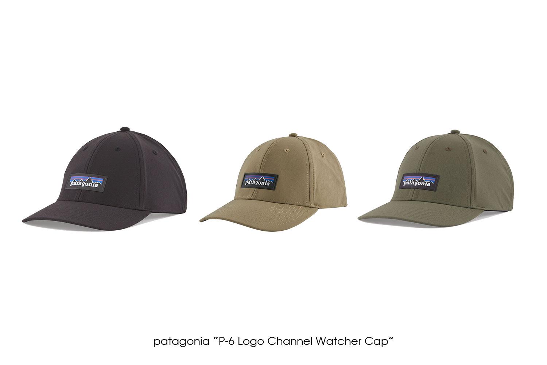 "patagonia ""P-6 Logo Channel Watcher Cap"""