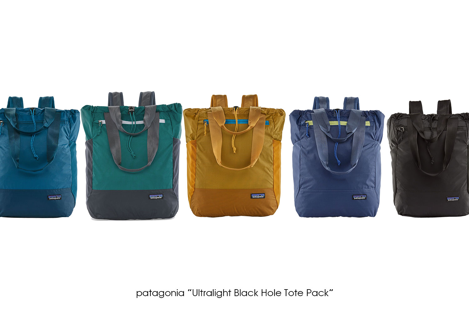 """patagonia """"Ultralight Black Hole Tote Pack"""""""