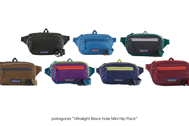 "patagonia ""Ultralight Black Hole Mini Hip Pack"""