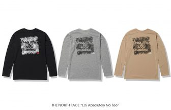 """THE NORTH FACE """"Men's L/S Absolutely No Tee"""""""