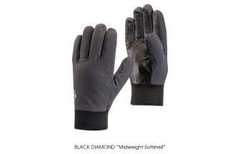 "BLACK DIAMOND ""Midweight Softshell"""
