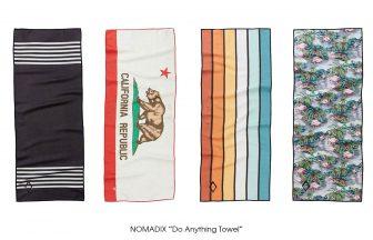 """NOMADIX """"Do Anything Towel"""""""