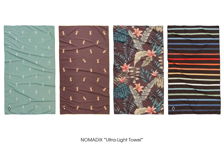 "NOMADIX ""Ultra-Light Towel"""