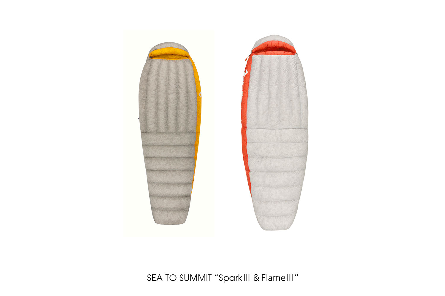 """SEA TO SUMMIT """"SparkⅢ & FlameⅢ"""""""